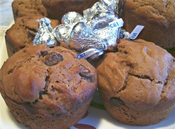 Marvelous! Mocha Muffins