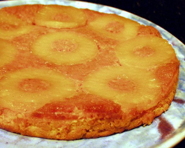 Upside-Down Pineapple Sweet Potatoes