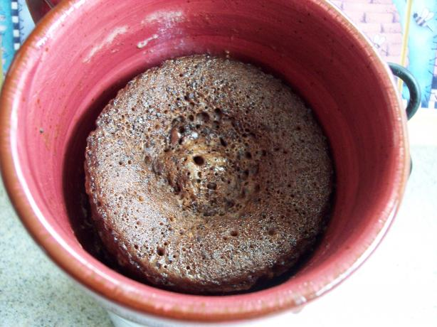 Five-Minute Mug Cake