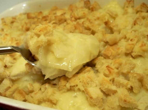 Devlin's Thanksgiving Onion Casserole