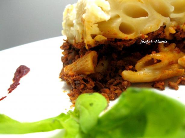 Egyptian Macaroni Bechamel
