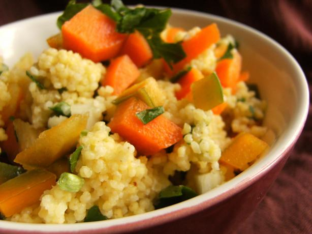 Summer Couscous