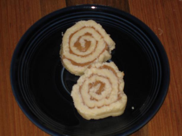 Grandma's Pinwheel Candy