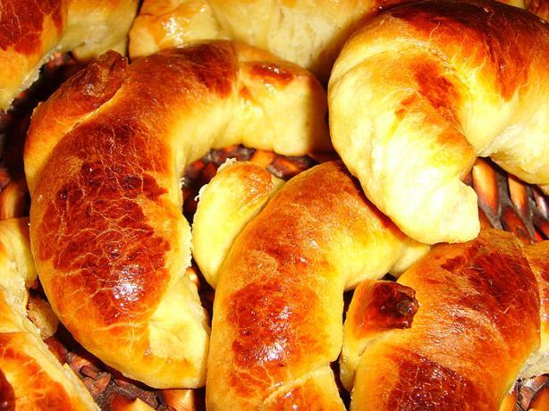 Bratislava Poppy Seed Croissants (Bratislavske Makove Rozteky)