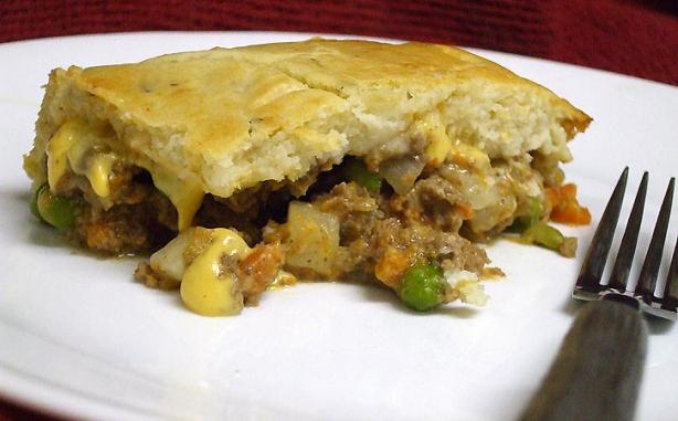 Ye Ol' New Beef Pot Pie