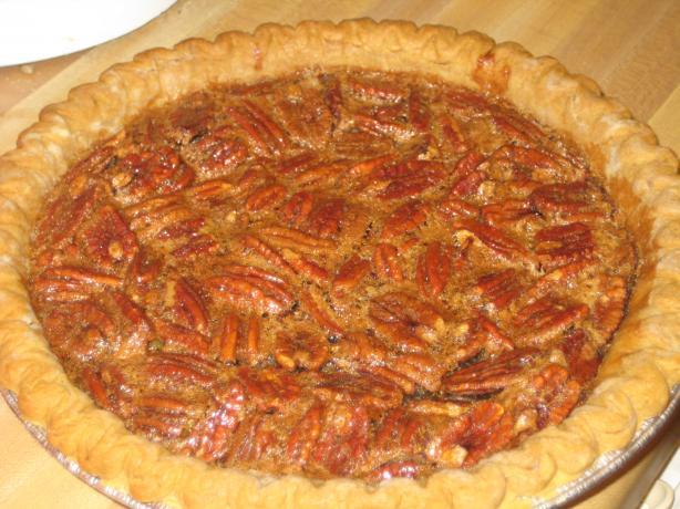 Aunt Bea's Pecan Pie
