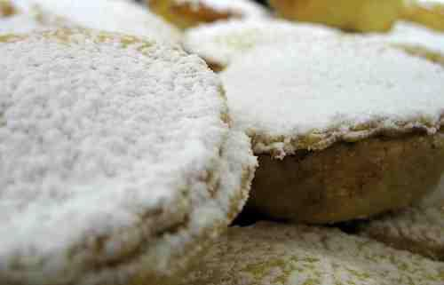 Scrumptious Mince Pies