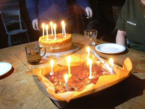Soya Cake