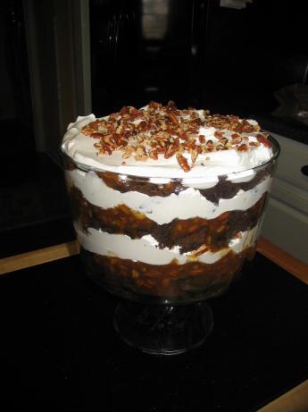 Paula Deen's Turtle Trifle