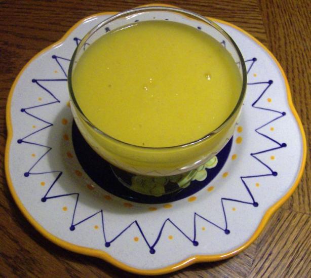Frozen Mango Colada
