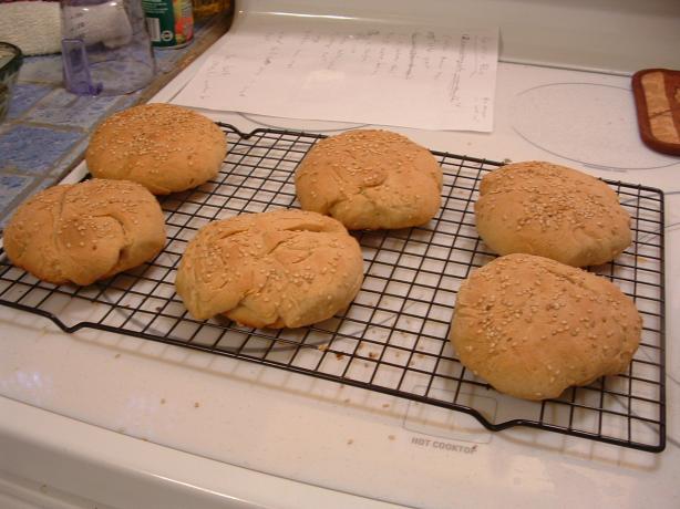 Kristi's Soft Buns (Gluten Free!)