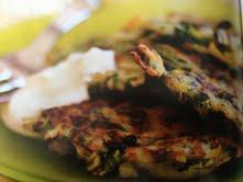 Potato Zucchini Pancakes ( Weight Watchers )