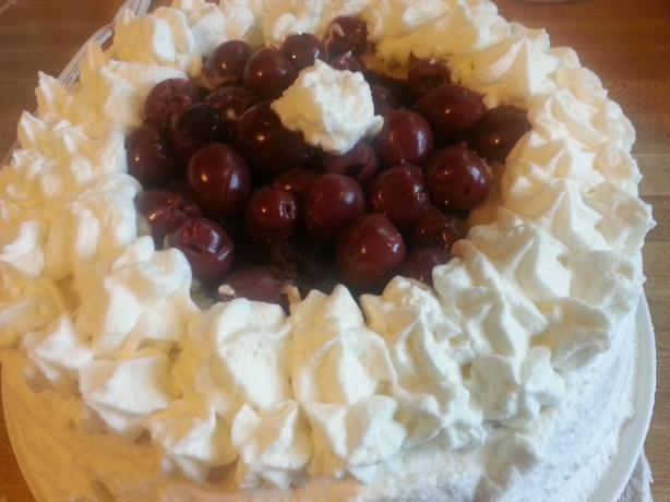 Authentic Black Forest Cake (Schwarzwald Kirsch Kuchen)