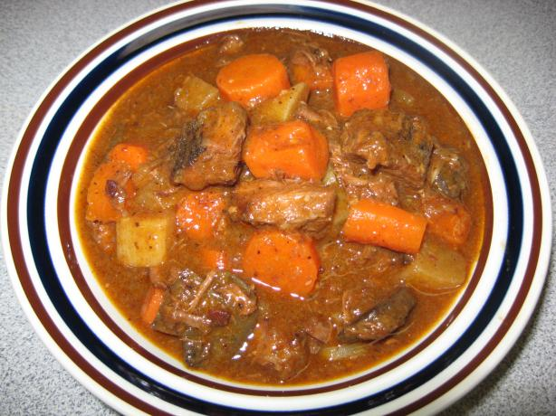 Football Lovers Stew