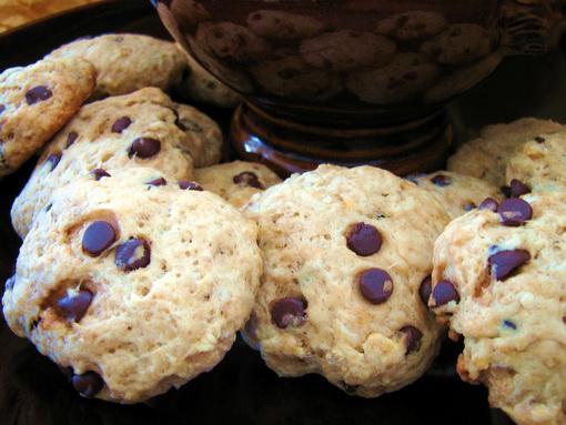 En-Light-Ened Chocolate Chip Cookies