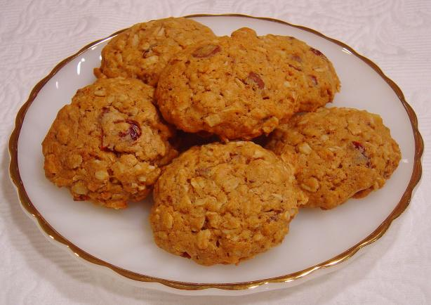 Decadent Oatmeal Cookies
