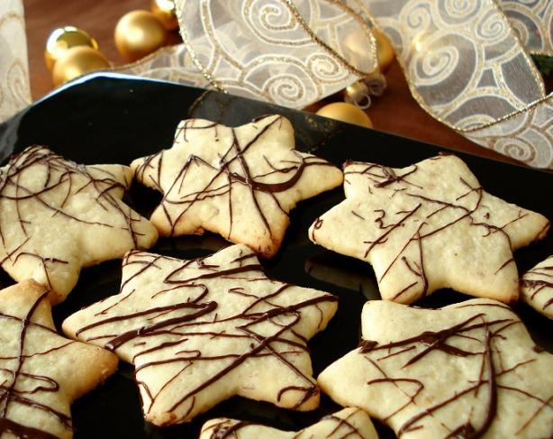 Almond Cutout Cookies Ww