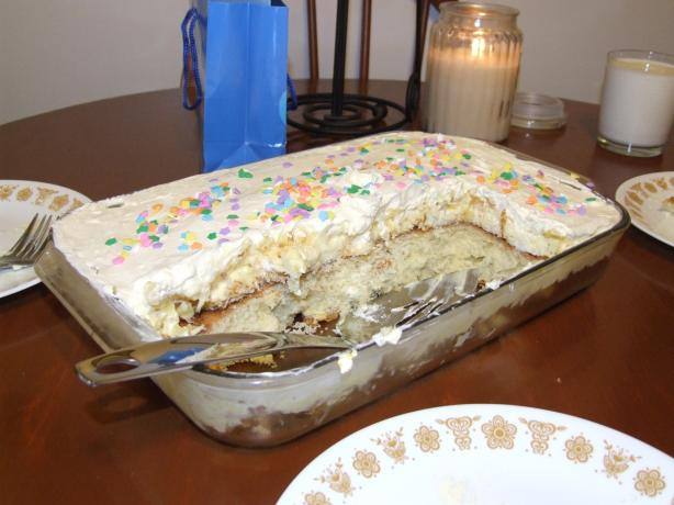 Ryan's Special Birthday Cake - Easy