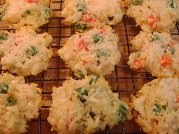 'tis the Season Coconut Macaroons