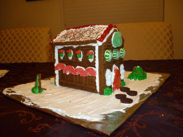 Pampered Chef Gingerbread House Mold Recipe