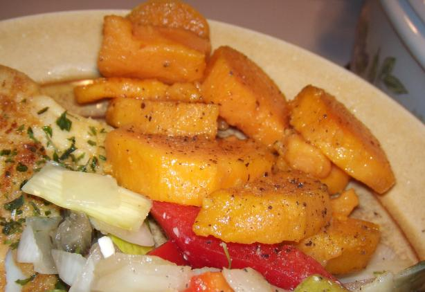 Neely's Glazed Sweet Potatoes