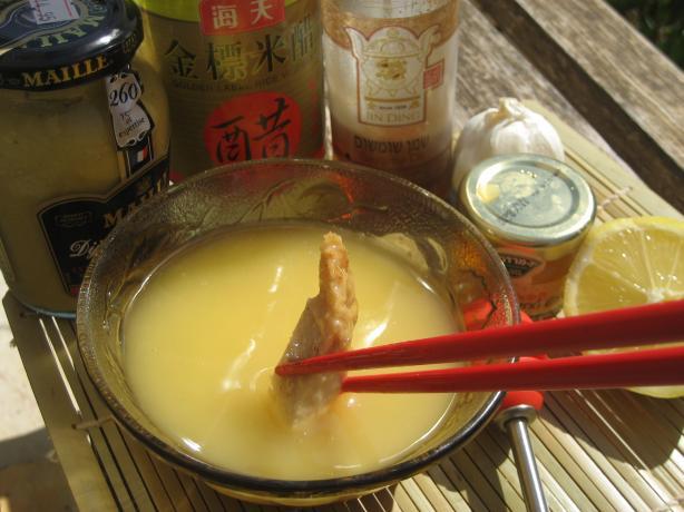 Anne's Honey Mustard Dressing