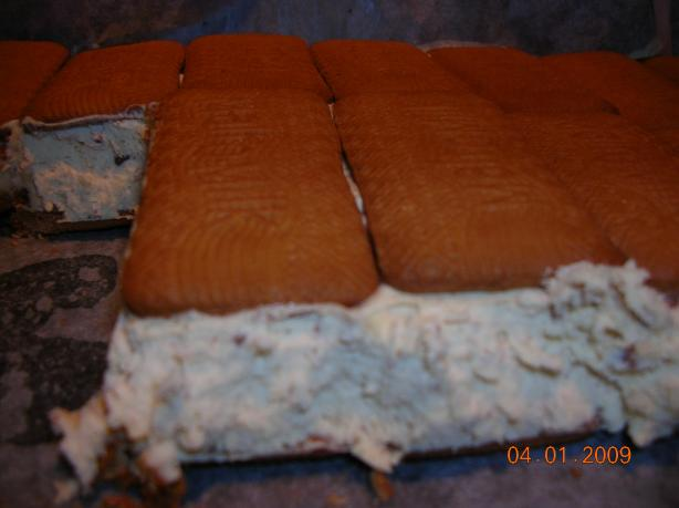 Ice-Cream Slice