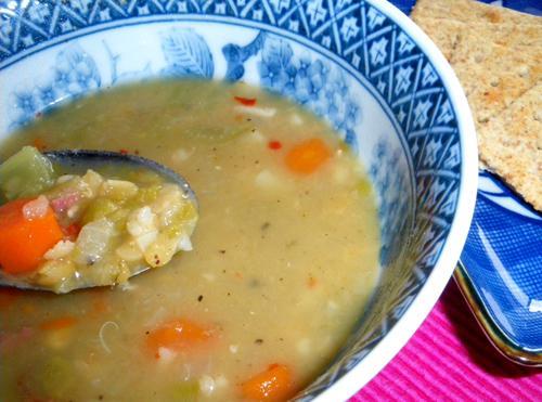 Lenny's Lentil Soup