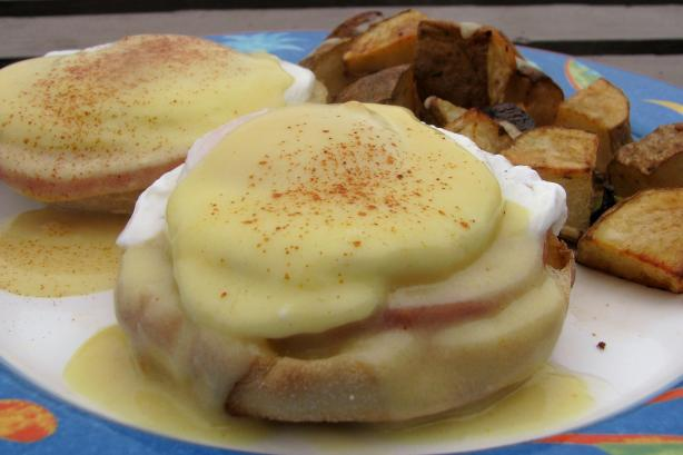 Always Successful Fast Eggs Benedict