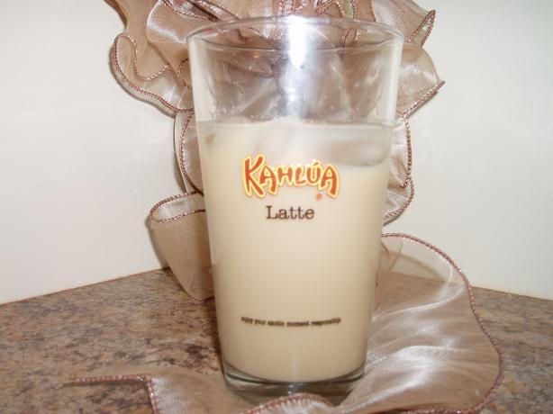 Kahlua Latte