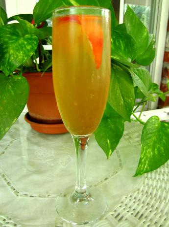 New Years Eve Sparkling Beverage