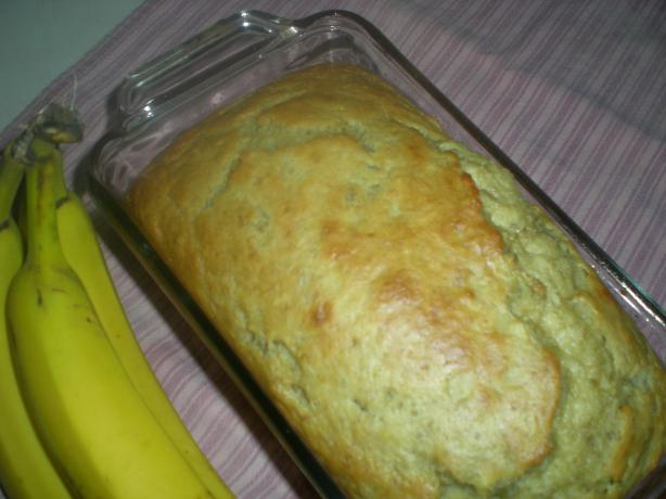 Queen Valley Banana Bread