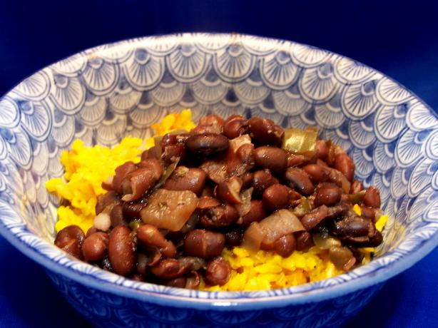 Florida Beans and Rice