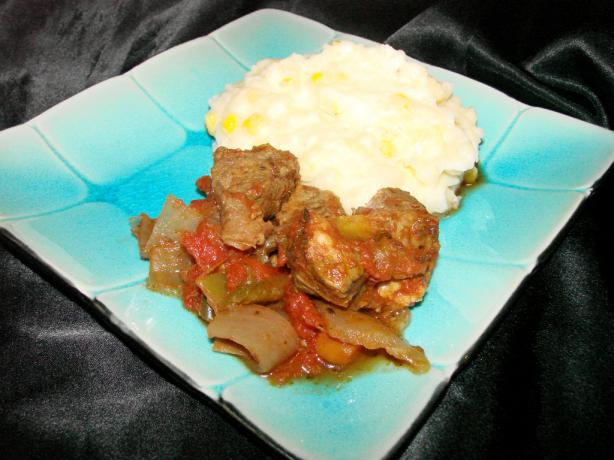 Easy Vegetable Beef Stew