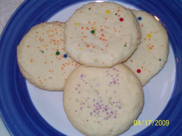 Grandma Joyce's Sugar Cookies