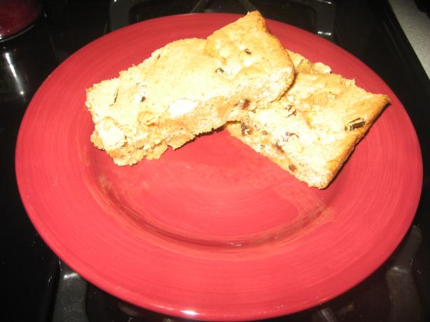 Apple-Raisin Bars