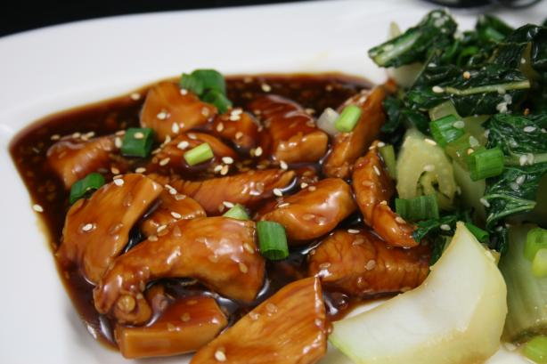 Our Sesame Chicken Sauce (Chinese)