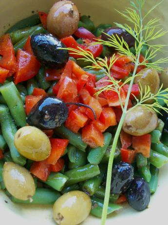 Green Beans Ezekiel