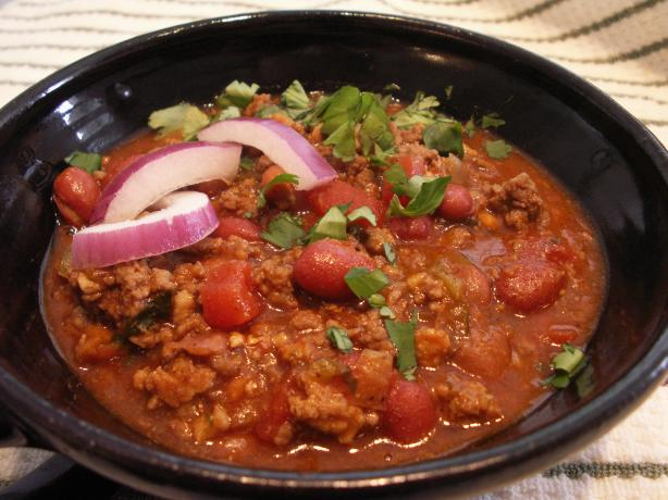 One-Hour Chili