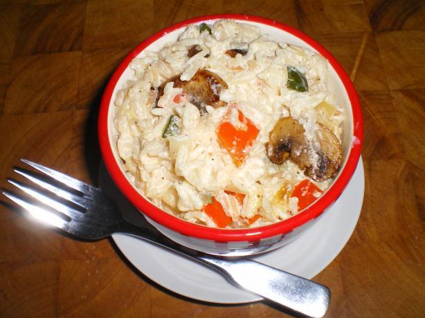 Lolabuster Creamy Veggie Rice