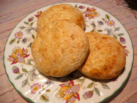Ginger Scones - the Inn at Little Washington