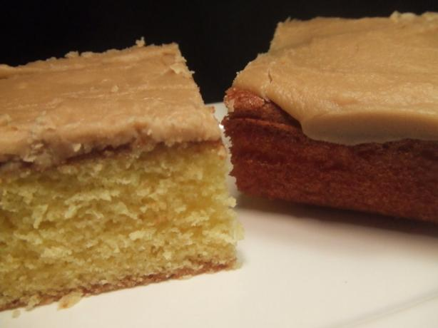 Maple Bar Cake