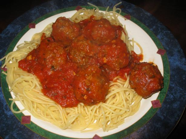 Easy Pleasing Meatballs