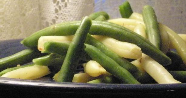 No More Plain Jane Green Beans