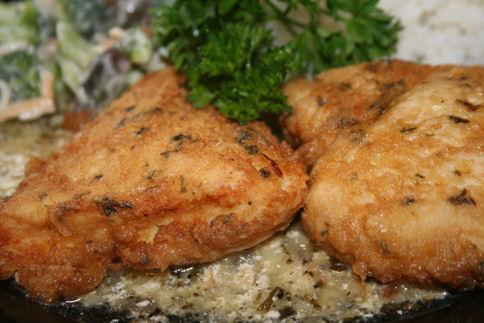 Olive Garden Chicken With Lemon Sage Sauce