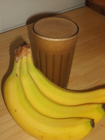 Banana Frappuccino