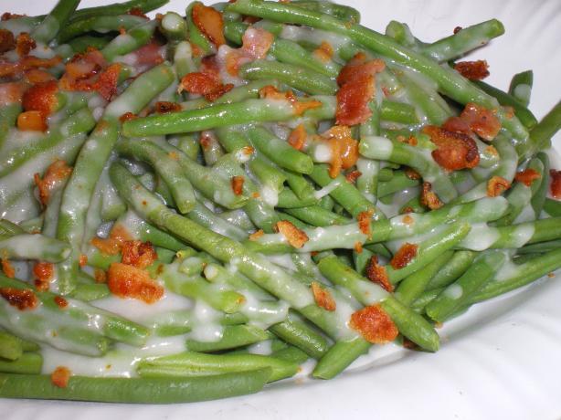 Sour Green Beans