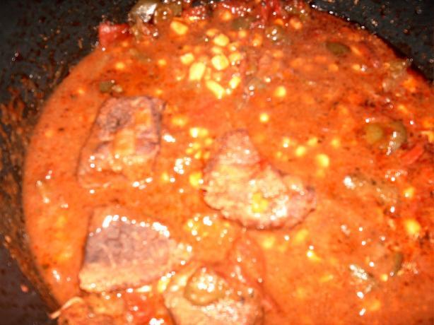 Tex-Mex Beef Stew