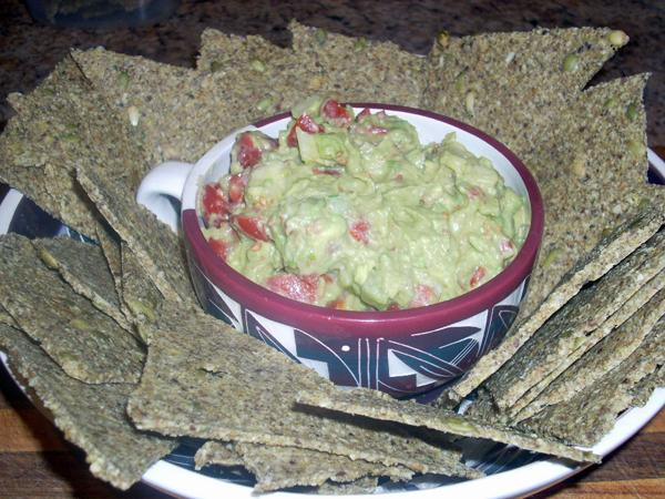 Hemp Corn Chips (Raw)