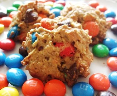 Nif's Monster Batch of Monster Cookies